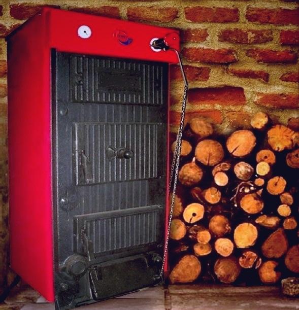 Котел дрова уголь своими руками 57