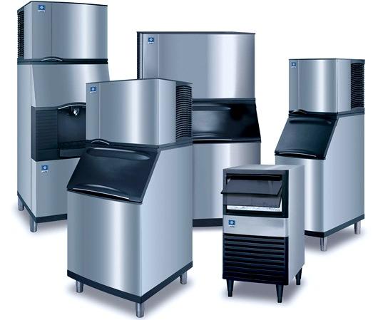 Использование и выбор льдогенератора