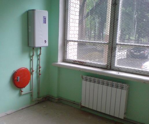 Электрокотел в частного дома своими руками 385
