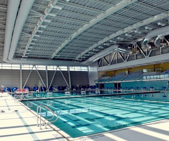 Осушители воздуха для общественных бассейнов
