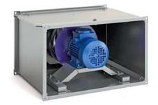 Радиальный вентилятор Korf WNP 50-30/25.2D