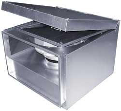 Шумоизолированный вентилятор Ostberg RKBI 800x500 B1