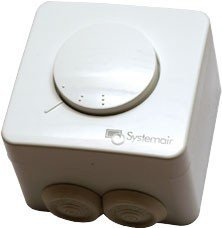 Регулятор скорости Systemair MTP 20, ON/OFF, 3-STEP