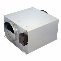 Центробежный вентилятор Ruck ISORX 125 E2S 10