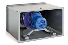 Радиальный вентилятор Korf WNP 50-25/20.2D