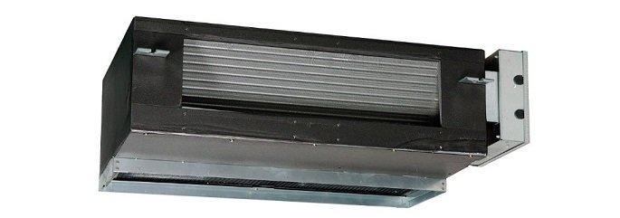 Канальный кондиционер mitsubishi heavy fdum60vf