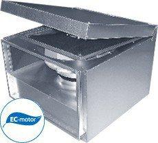 Канальный вентилятор Ostberg IRB 500x250 B1 EC