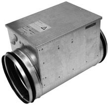 Электрический канальный нагреватель Арктос PBEC 125/3,0