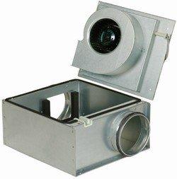 Шумоизолированный вентилятор Systemair KVO 315