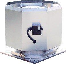 Взрывозащищенный вентилятор Systemair DVV-EX 800D8-K