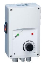 Регулятор скорости Systemair REE 050TR0 SPEED CONTROLLER