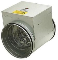 Канальный нагреватель Systemair CB 400-12,0