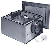 Канальный вентилятор Ostberg IRB 400 A1 EC