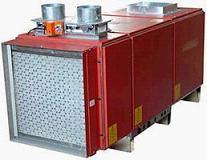 Осушитель воздуха рефрижераторного типа Calorex AA 600 AXF
