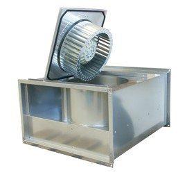 Канальный вентилятор Systemair KT 50-25-6
