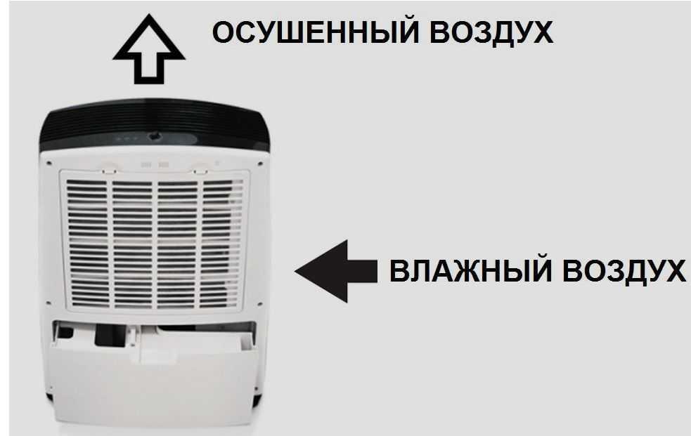 Как работает осушитель воздуха Danvex DEH