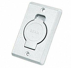 Пневморозетка Beam Electrolux белая (пластик)