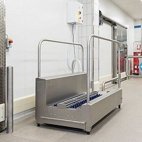 Аппарат для чистки подошв Heute Neptun SCS1