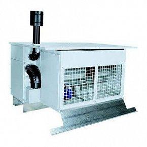 Теплогенератор с газовой горелкой TECNOCLIMA UTK86