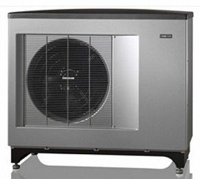 Тепловой насос «воздух-вода» Nibe F2030 - 7