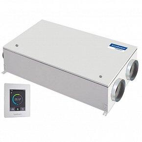 Приточно-вытяжная установка с рекуперацией Komfovent Domekt-CF-250-F-HW/DH