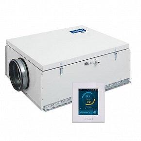 Приточная установка Komfovent Verso-S-1200-F-HW-AC