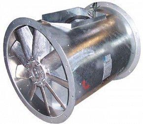 Взрывозащищенный вентилятор Systemair AXCBF-EX 800-9/18°-4