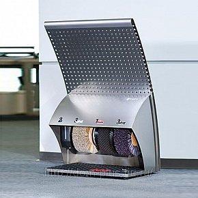 Аппарат для чистки обуви Heute PoliSwing