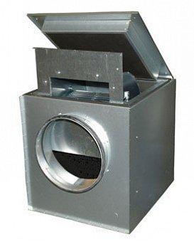 Шумоизолированный вентилятор Systemair KVK 315 L