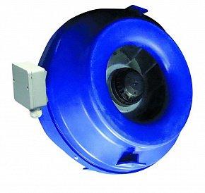 Круглый канальный вентилятор Shuft MIXFAN 125