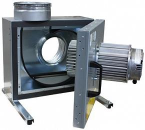 Центробежный вентилятор Systemair KBT 250EC