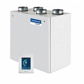 Приточно-вытяжная установка с рекуперацией Komfovent Domekt-R-500-V-HE