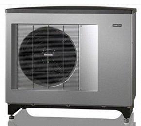 Тепловой насос «воздух-вода» Nibe F2030 - 9