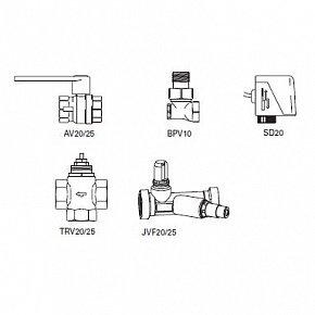 Комплект клапанов Frico VR 20