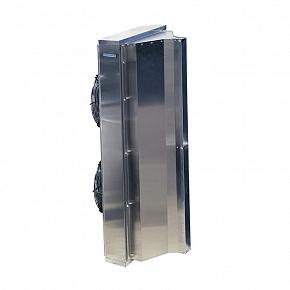 Воздушная завеса без обогрева Тепломаш КЭВ- П4060А (автомойки, нерж. сталь)