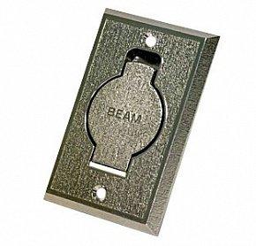 Пневморозетка Beam Electrolux хром
