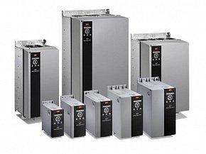 Частотный преобразователь Danfoss VLT Basic Drive FC 101 131L9897 55 кВт