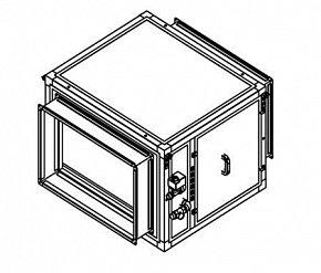 Секция увлажнителя Breezart Humi Aqua 6000 с водяным нагревателем