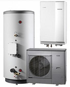 Тепловой насос «воздух-вода» Nibe Split (HBS 16) Комплект 4