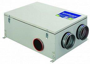 Приточно-вытяжная установка с рекуперацией Komfovent Domekt-R-250-F-HW/DH