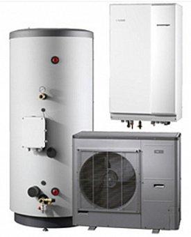 Тепловой насос «воздух-вода» Nibe Split (HBS 16) Комплект 5