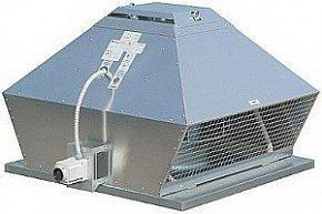 Вентилятор дымоудаления Systemair DVG-H 355D6/F400