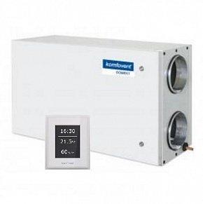 Приточно-вытяжная установка с рекуперацией Komfovent Domekt-P-400-H-HE