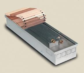 Внутрипольный конвектор Primoclima PCS125 (1000мм)