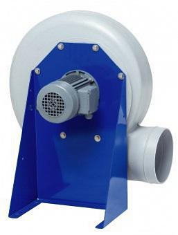 Центробежный вентилятор Systemair PRF 125D2