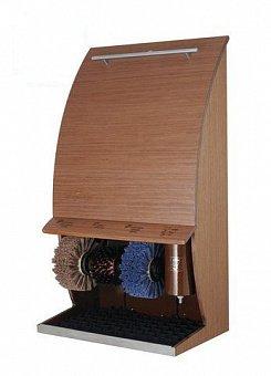 Аппарат для чистки обуви Royal Line  Royal Design Wood