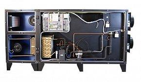 Приточно-вытяжная установка Бризарт 1000 Aqua Pool RP