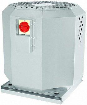 Крышный высокотемпературный изолированный вентилятор Shuft IRMVE-HT 550