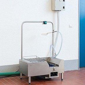 Аппарат для чистки подошв Heute Neptun SC1