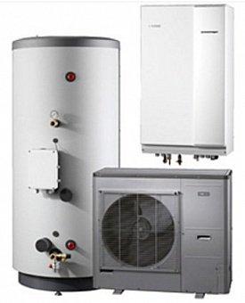 Тепловой насос «воздух-вода» Nibe Split (HBS 12) Комплект 3